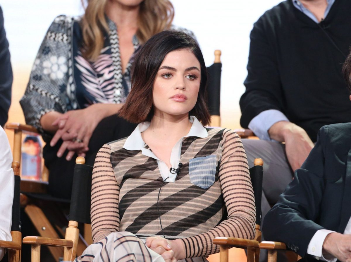 Lucy Hale's home targeted by thieves who steal $15,000 in bags and jewellery