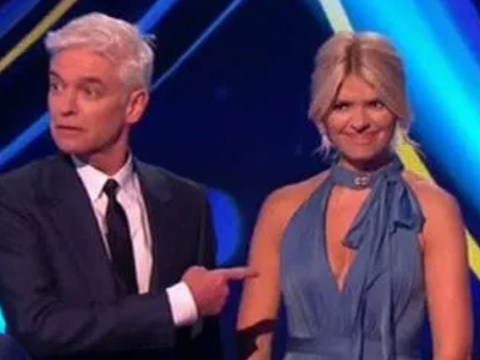 Phillip Schofield locks horns with Dancing On Ice judge Jason Gardiner after he snaps at Holly Willoughby