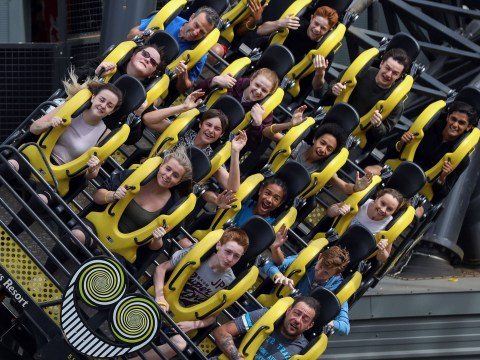 You can get a year's worth of visits to Alton Towers for the price of one ticket