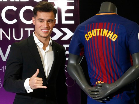 Philippe Coutinho's shirt number for Barcelona has been decided
