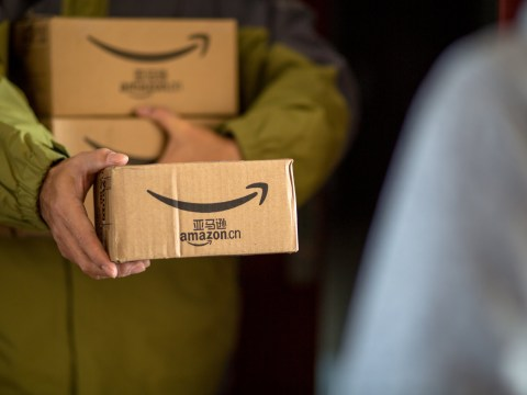 Should we be more concerned about the carbon footprint of having online shopping delivered?
