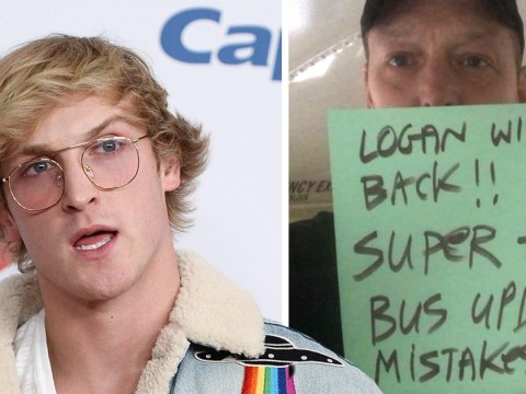 Logan Paul's dad Greg passes off 'suicide video' as a 'bad judgement: 'We all f**k up'