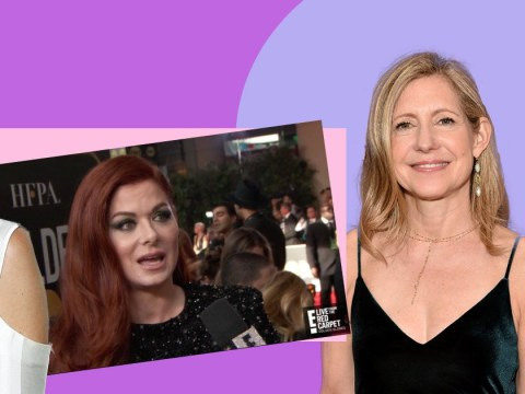 E! hit back after Debra Messing drags network for 'paying women less than men'