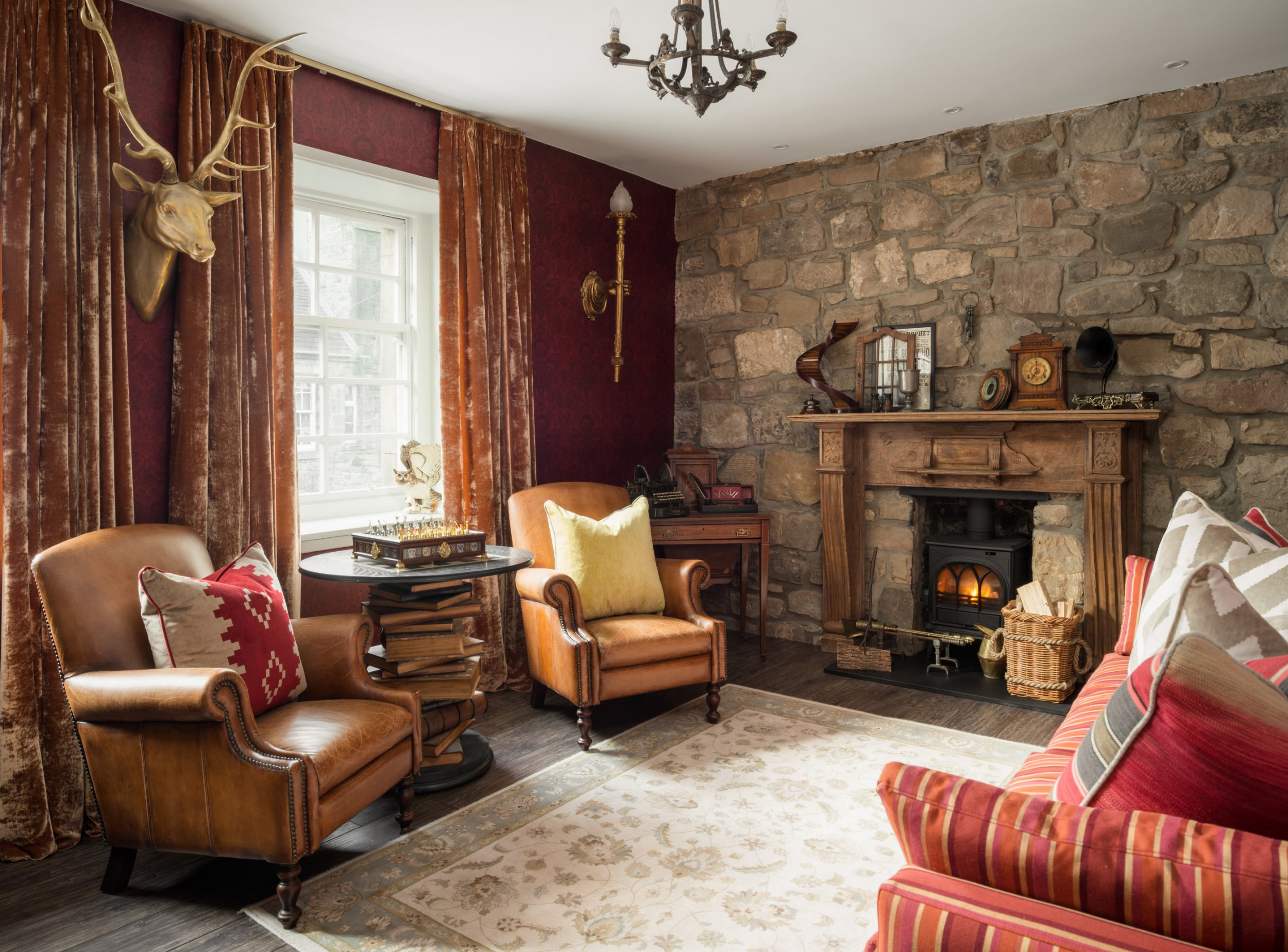 You Can Now Stay In A Luxury Harry Potter Themed Apartment ...