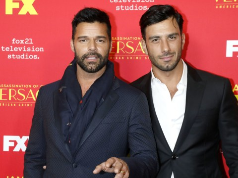 Ricky Martin wants to normalise open relationships