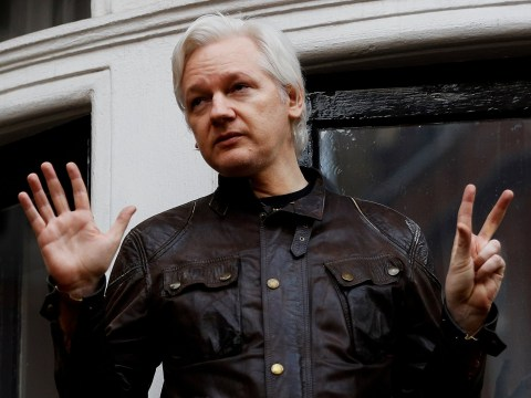 Who is Julian Assange and why is he living in the Ecuadorian embassy in London?