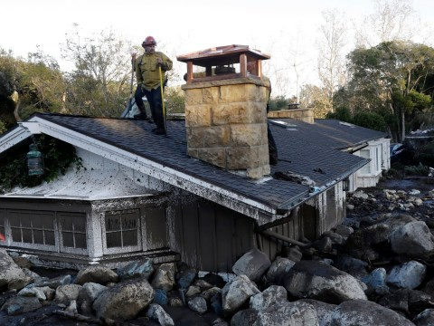 California mudslide death toll hits 17 amid fears it could double