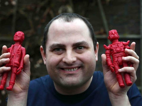 Star Wars, Lord Of The Rings, Disney sculptures made entirely out of…Babybel cheese?