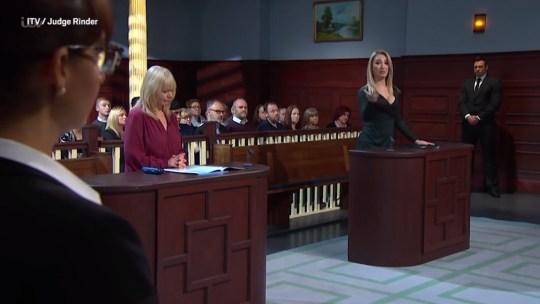 Rebekah Shelton slams Judge Rinder