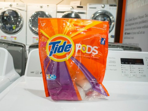 Why are people eating Tide pods?