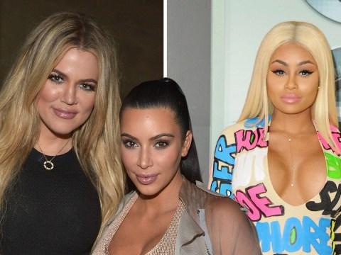 Kim and Khloe Kardashian blame Blac Chyna for 'taunting' Rob Kardashian amid legal troubles