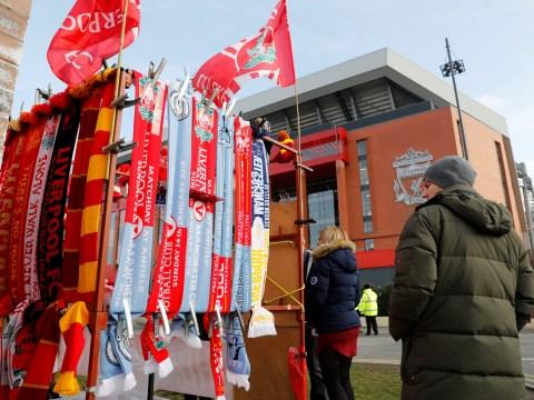 Liverpool v Man City team news: Virgil van Dijk omission confirmed