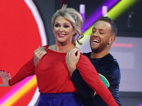 Dancing On Ice's Cheryl Baker booted Dan Whiston out of her house when she was axed