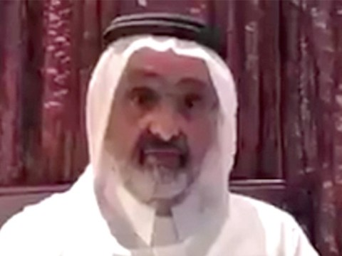 Qatari royal releases video saying he's being 'held against his will'