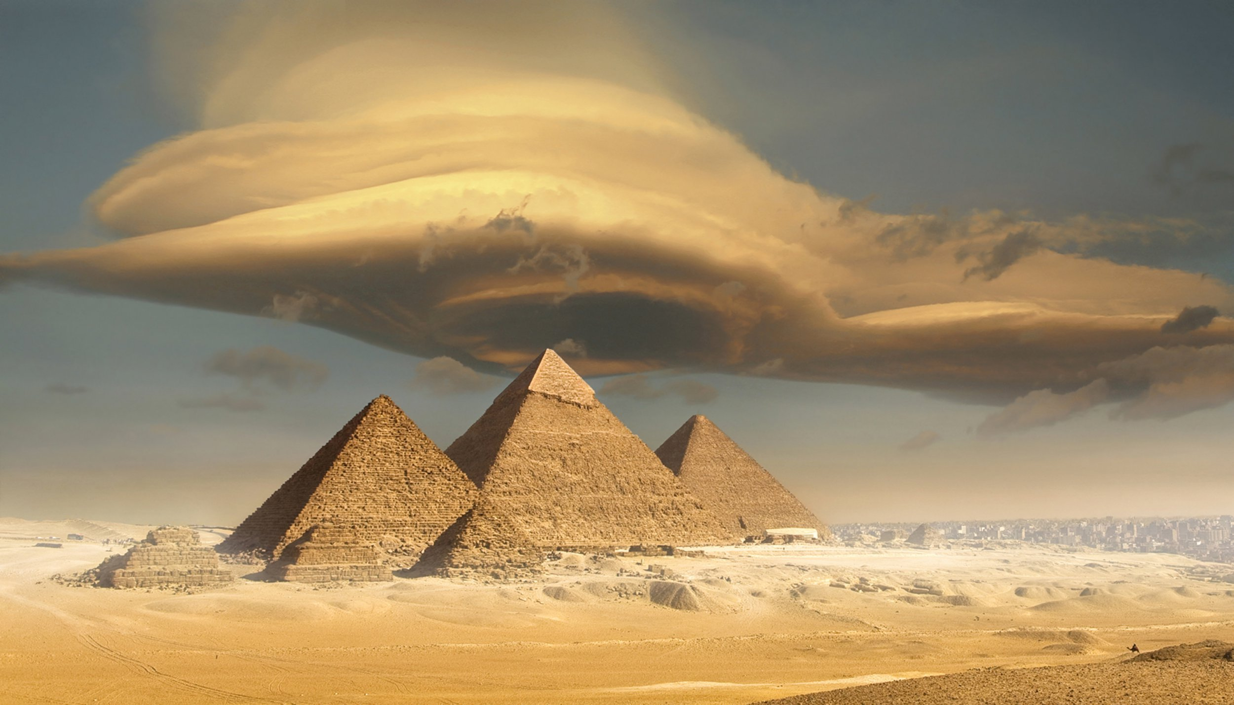 Is there an extraterrestrial object in hidden chamber in the Great Pyramid?