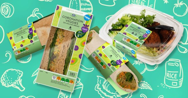 Boots launches new vegan lunch range