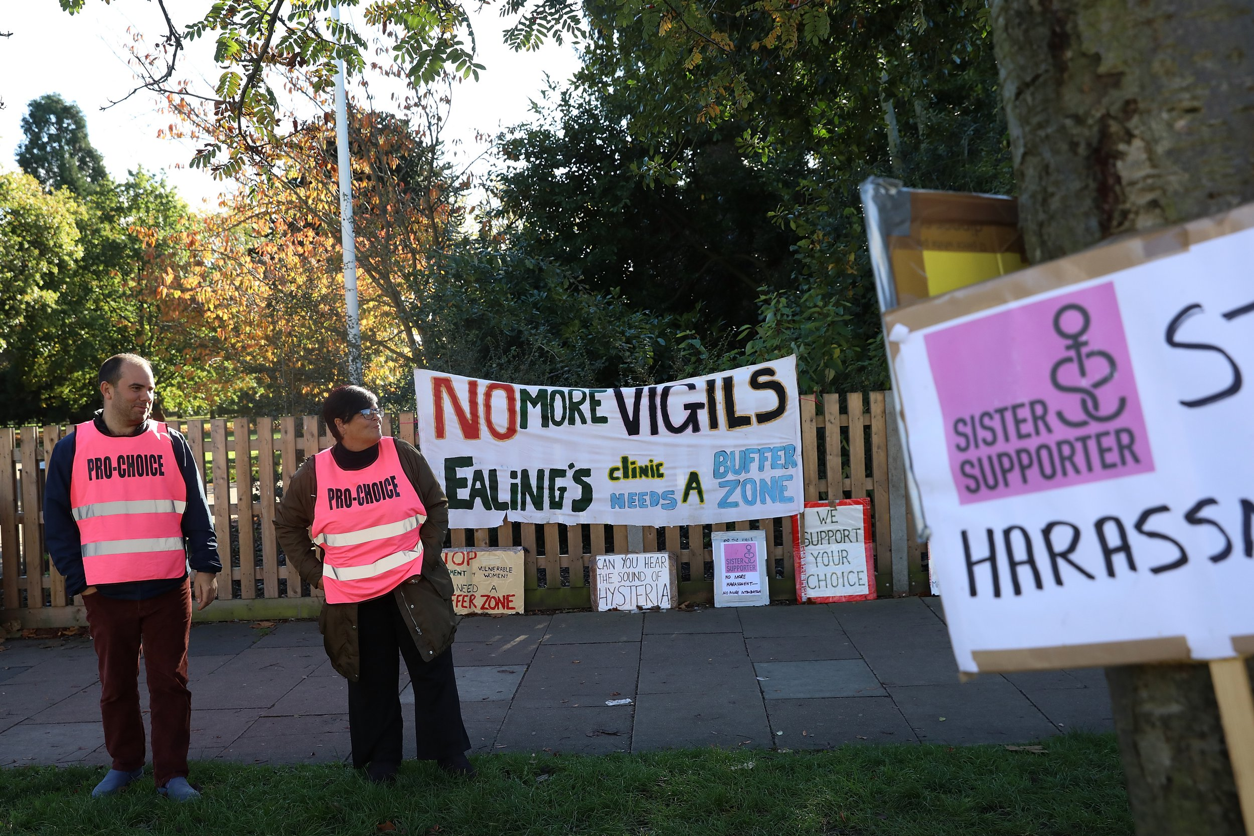 Buffer zones to stop abortion clinic protests are wanted, needed and overdue