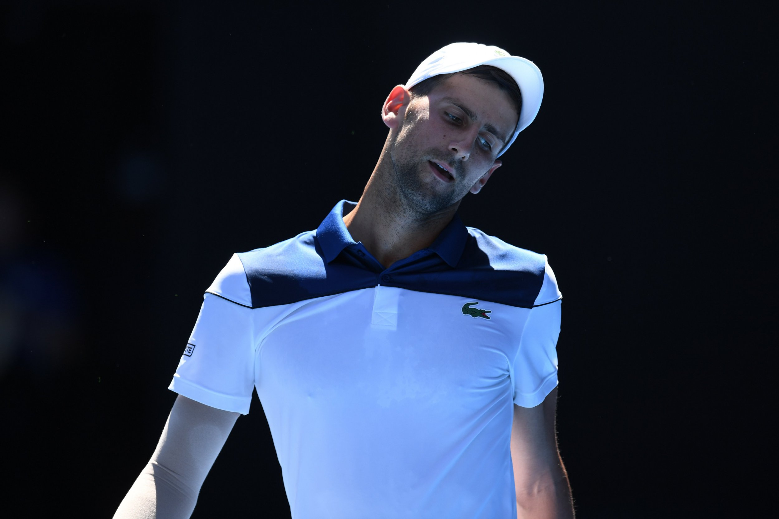 Novak Djokovic hits out at tennis 'industry' for putting players' health in 'danger'