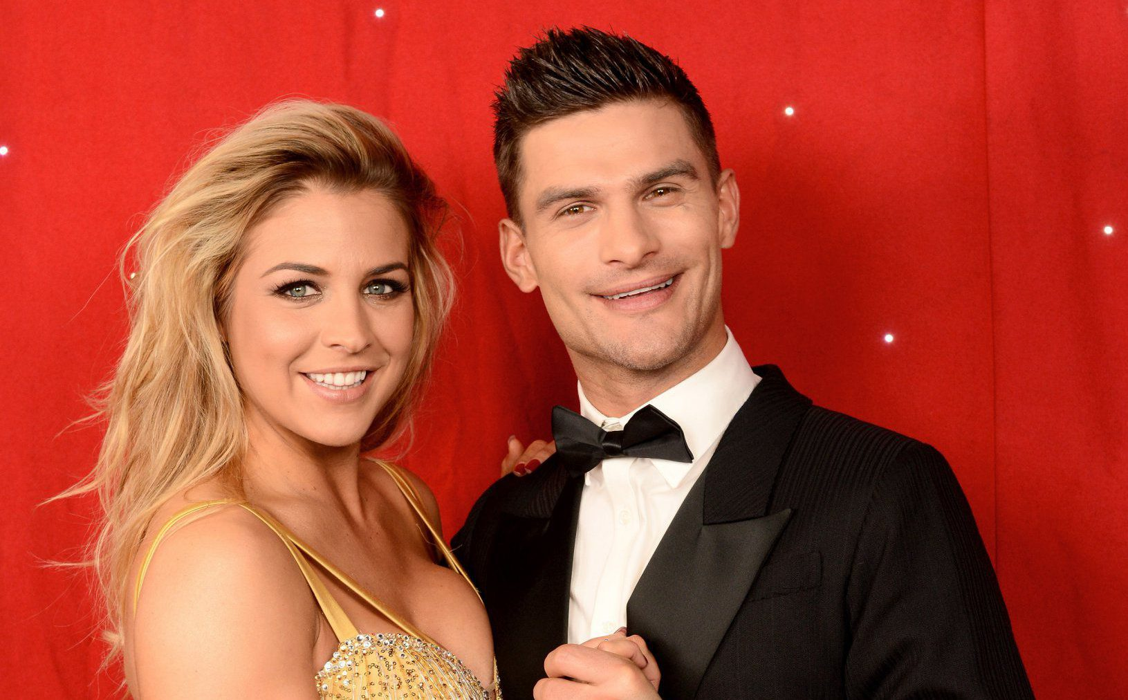 Who is aljaz from strictly come dancing dating
