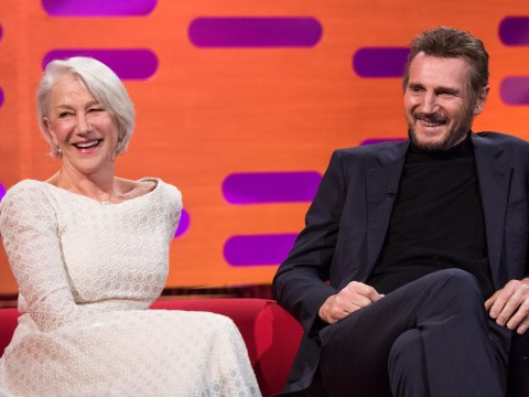 Who is on The Graham Norton Show tonight – guests include Liam Neeson and Dame Helen Mirren