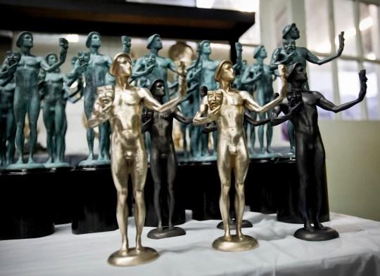 SAG Award statuette