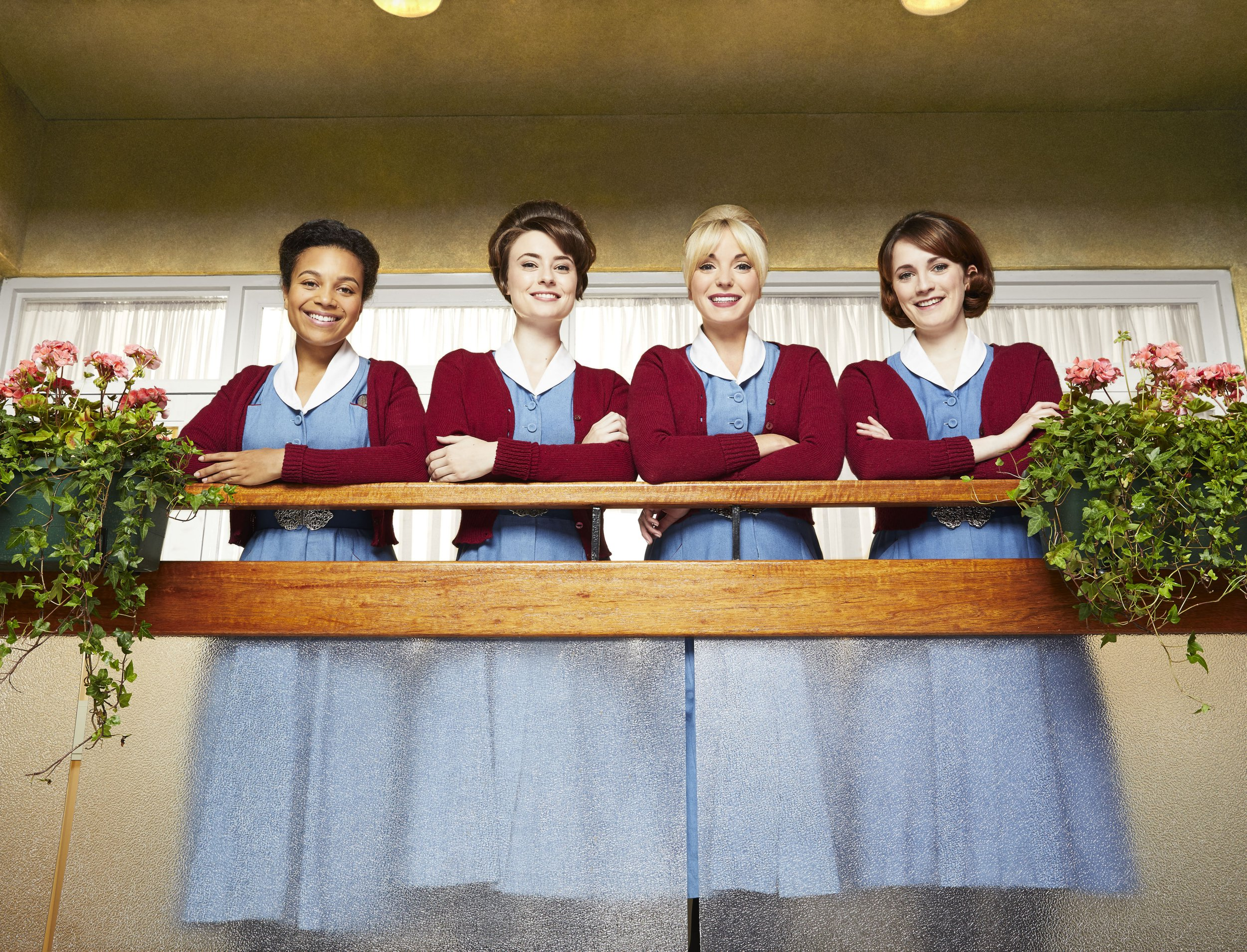 Here's why Call The Midwife is the best thing to watch on Sunday nights