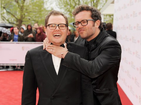 Alan Carr 'ties the knot in secret wedding' to longterm partner Paul Drayton