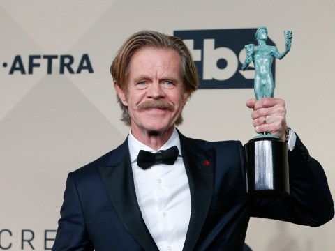 William H Macy claims 'it's hard to be a man these days' amid Time's Up and #MeToo movements