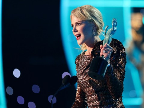 Nicole Kidman's powerful SAGs speech calls out ageism in Hollywood: 'Women over 40 are powerful and viable'