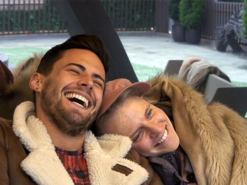 'Unaffectionate' Andrew won't cuddle Courtney Act in bed because he might get an erection