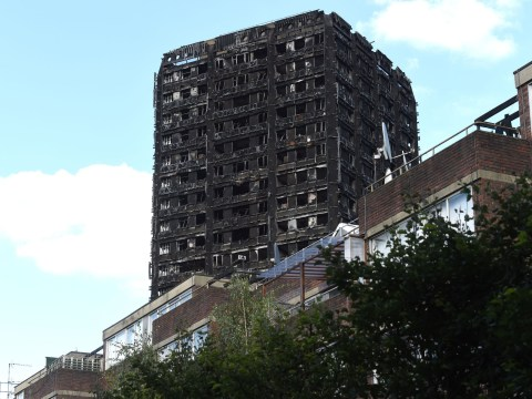 Only three tower blocks have had cladding replaced since Grenfell
