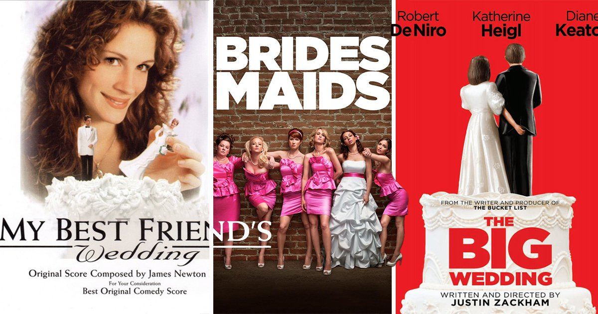 10 wedding movies to watch on Netflix on Propose Day | Metro News