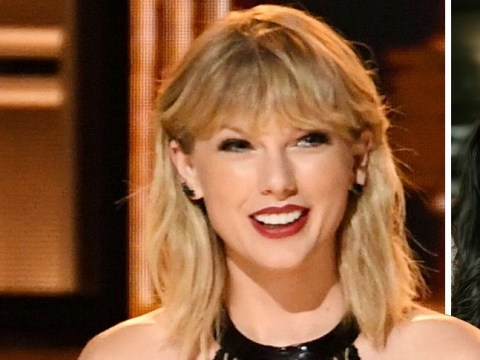 Taylor Swift surprises newlyweds with the sweetest gift on their big day