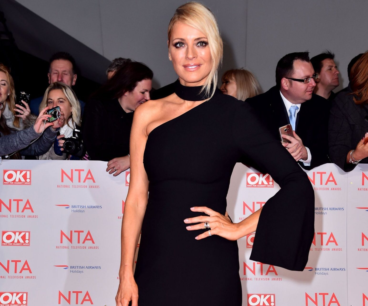 Strictly Come Dancing's Tess Daly reveals how she covers wardrobe malfunctions: 'I have a contingency'