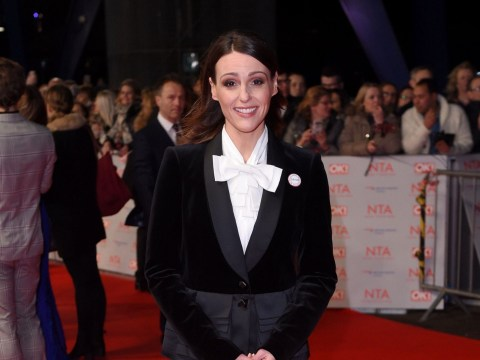 Suranne Jones opens up about crippling anxiety that led to her collapsing backstage and quitting West End play
