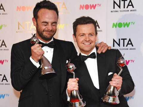 Ant McPartlin fan's message to 'be kind' goes viral as star is charged with drink driving