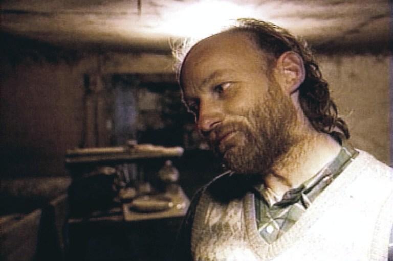 Serial killer pig farmer Robert Pickton who ground 49