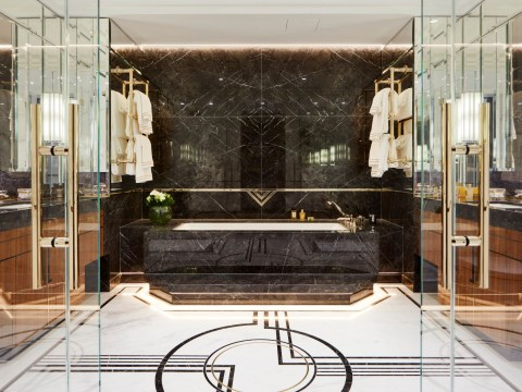 Fancy living in a £25million penthouse next to Claridge's?