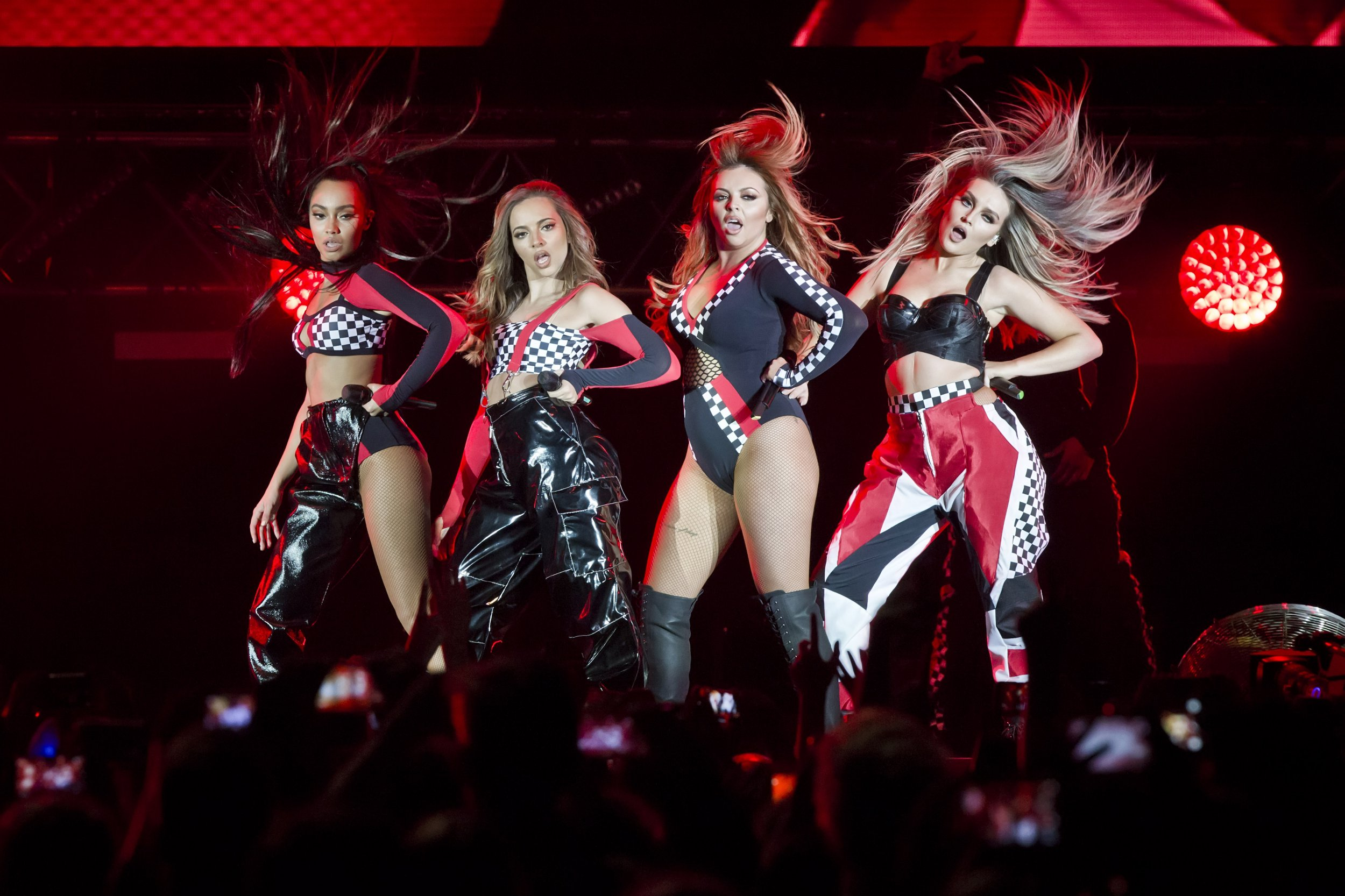 Little Mix have shut down haters of their 'skimpy' outfits and we're living for it