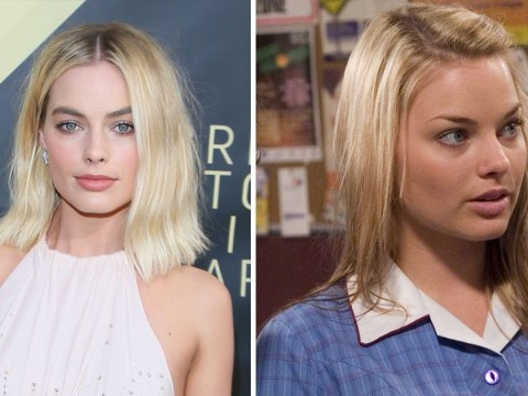 Margot Robbie is totally up for a Neighbours return, despite being Oscar nominated