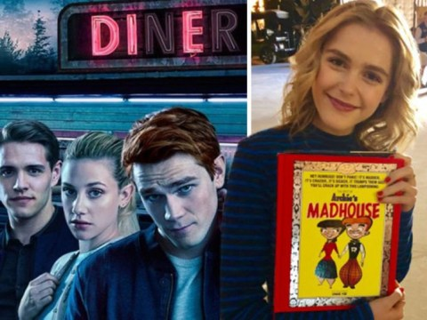 Riverdale creator teases Sabrina crossover: 'It's been talked about'
