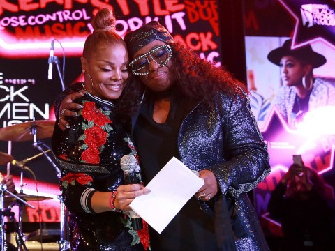 Janet Jackson moves Missy Elliott to tears with emotional surprise tribute at pre-Grammy event