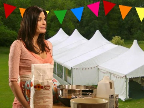 From Desperate Housewives to desserts, Teri Hatcher 'joins Great British Bake Off'