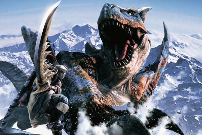 Monster Hunter artwork