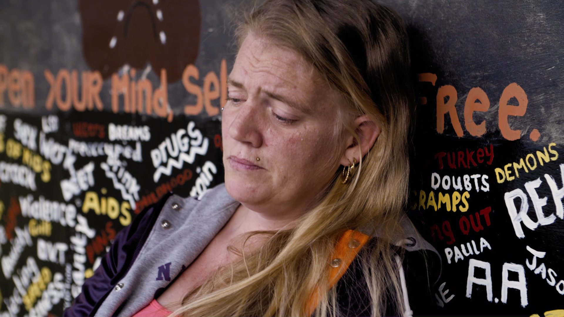 Homeless heroin addicted mother reveals how she turned her life around