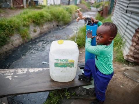 Cape Town facing Day Zero when taps will be banned due to water shortage