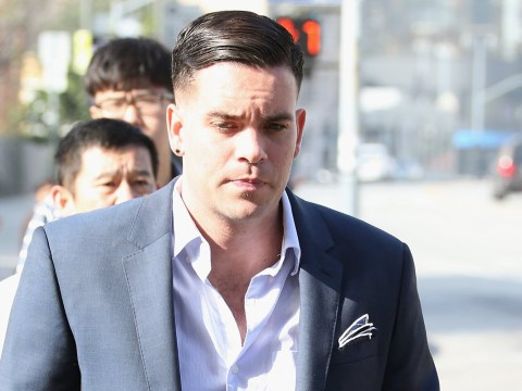 Mark Salling child pornography case to be dismissed following suicide