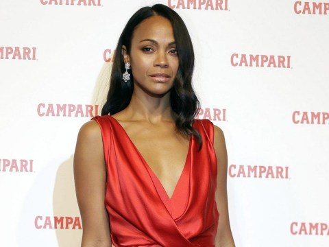 Zoe Saldana on why black women struggle with makeup in Hollywood, how Shonda Rhimes is healing women and whether she'll back Oprah