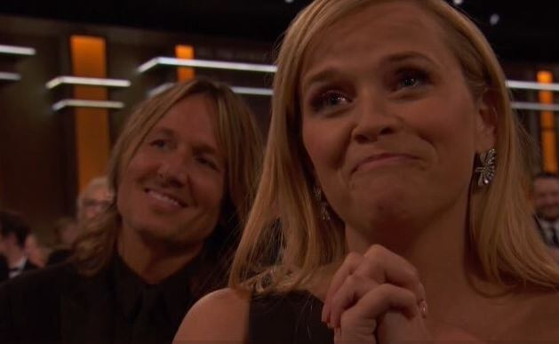 Get yourself someone who looks at you the way Reese Witherspoon looks at Nicole Kidman