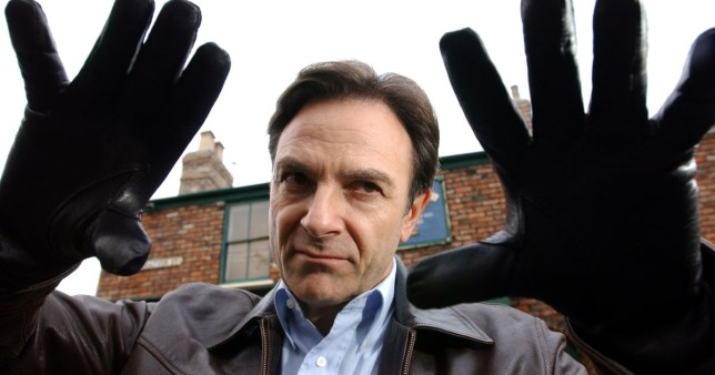 Image result for coronation street richard hillman